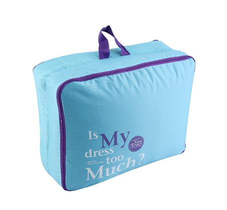 סט 5 חלקים לארגון המטען במזוודה כולל 5 חלקים נפרדים, בגדלים שונים - תמונה 3