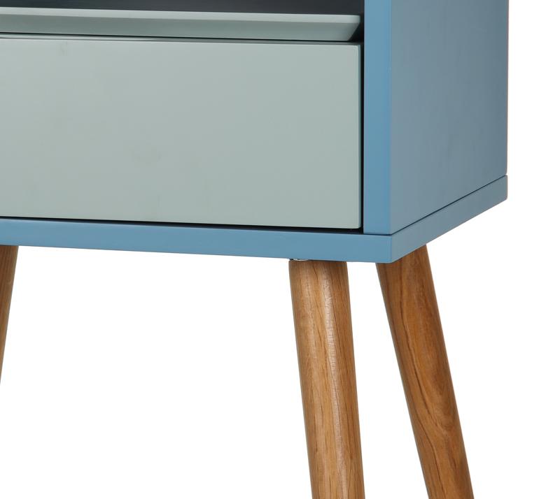 שידה מעוצבת בסגנון מודרני דגם בירדי ביתילי המתאימה לכל חלל מעוצב בבית - תמונה 3