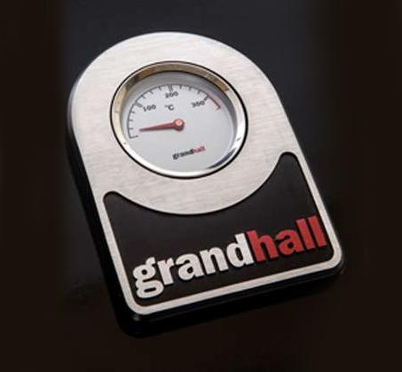 גריל גז MAXIM GTI4 בטכנולוגייה חדשנית INTEGRILL ייחודית לחברת Grandhall  - תמונה 3