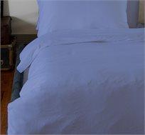ציפה זוגית ג'רסי כחול ורדינון