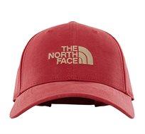 כובע מצחייה THE NORTH FACE דגם T0CF8C1WP בצבע אדום