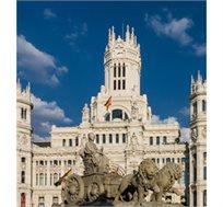 """חבילת נופש ל-7 ימים במדריד הכוללת 2 ימי טיול מאורגן ע""""ב א.בוקר החל מכ-$689*"""