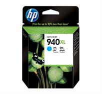 ראש דיו מקורי HP 940XL צבע כחול, דיו איכותי למדפסת