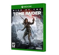 משחק RISE OF THE TOMBRAIDER מתאים ל-XBOX ONE