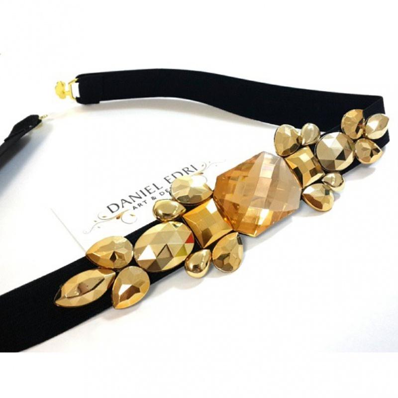 חגורת הפאר 2- זהב