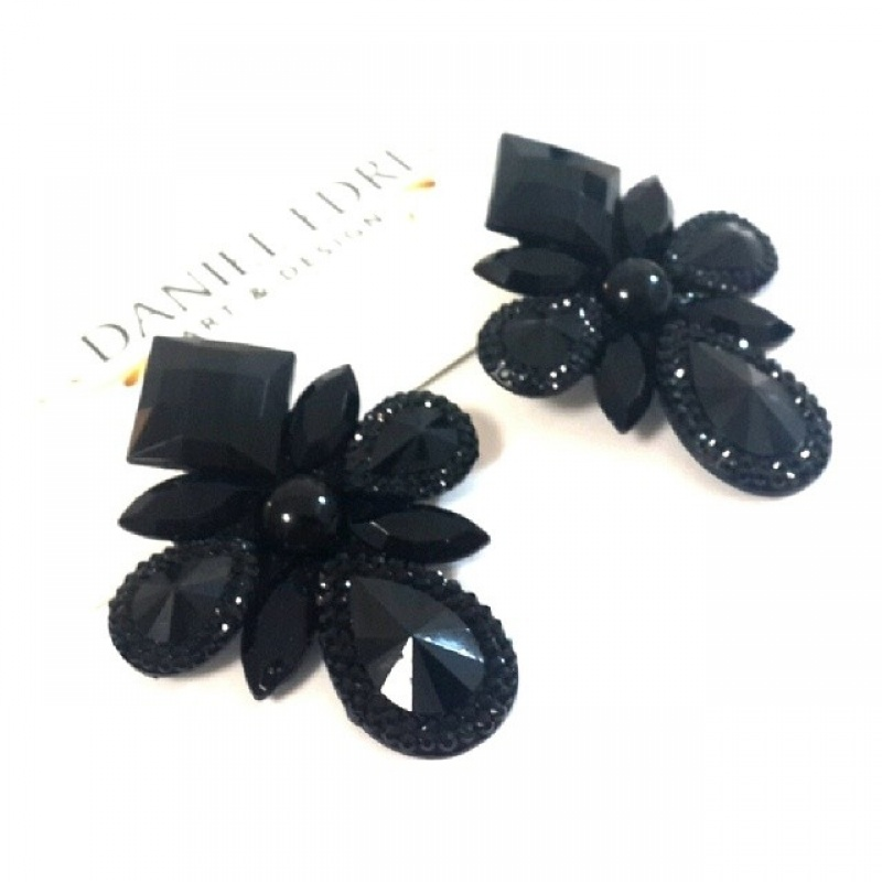 עגיל רני- שחור