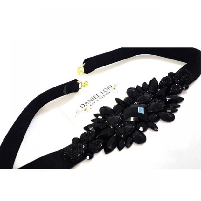 חגורת העושר- שחורה
