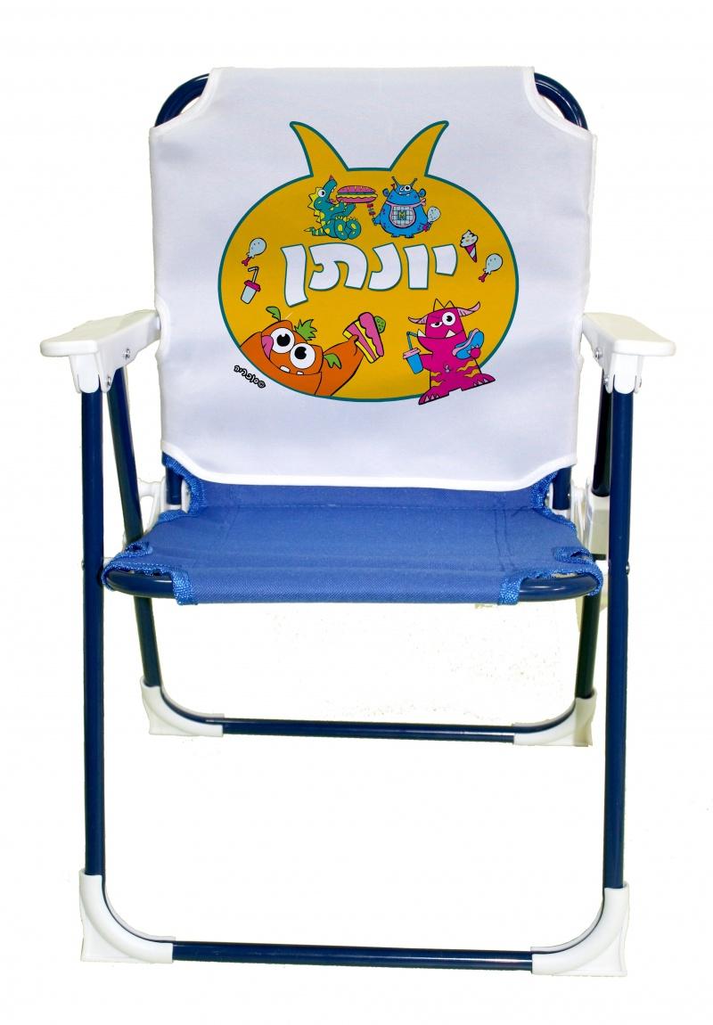 כסא ים -  דגם מפלצות