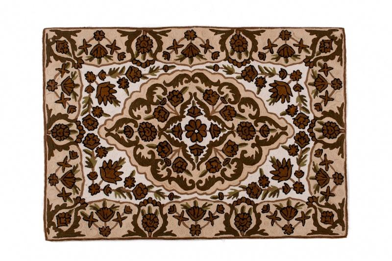 שטיח קשמירי בעבודת יד