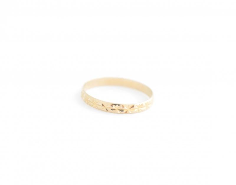 טבעת פאו גולדפילד