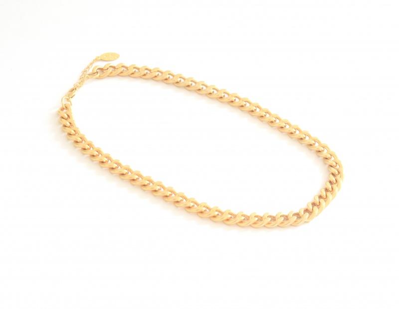 שרשרת גורמט זהב