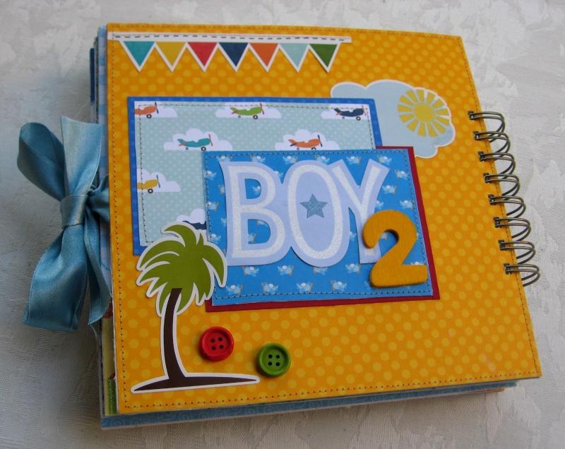 אלבום לילד בן 2