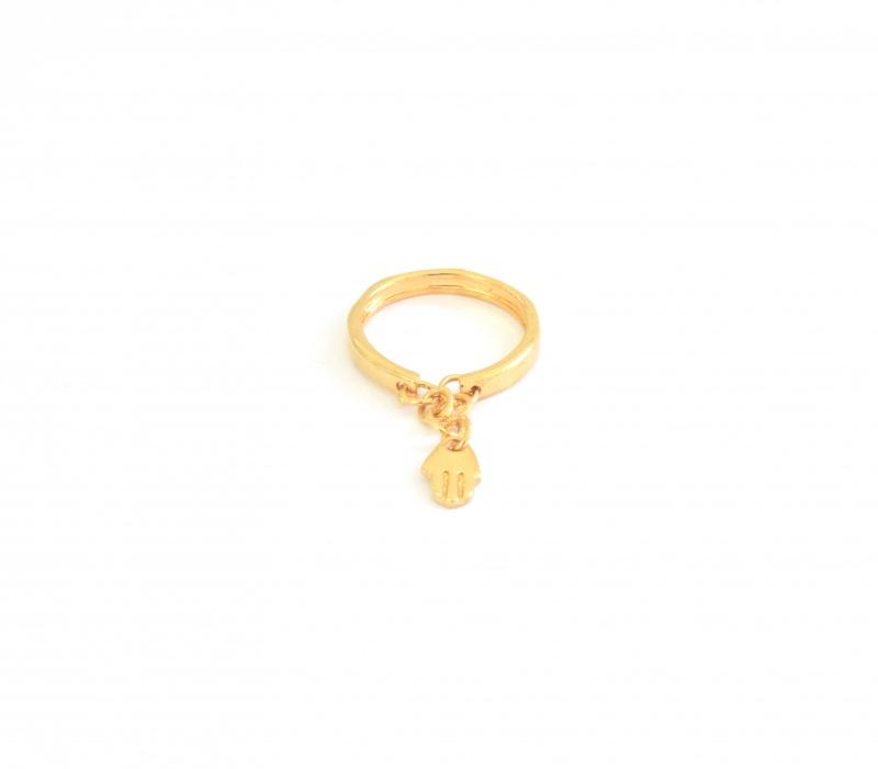 טבעת חמסיקה קטנה גולפילד