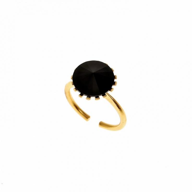 טבעת קווינסטון זהב