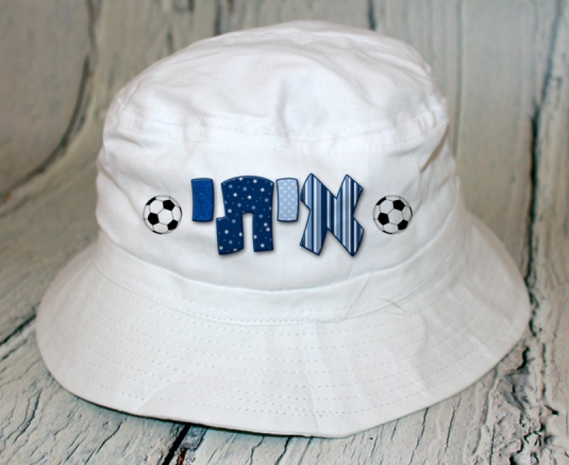 כובע פטריה - דגם בנים