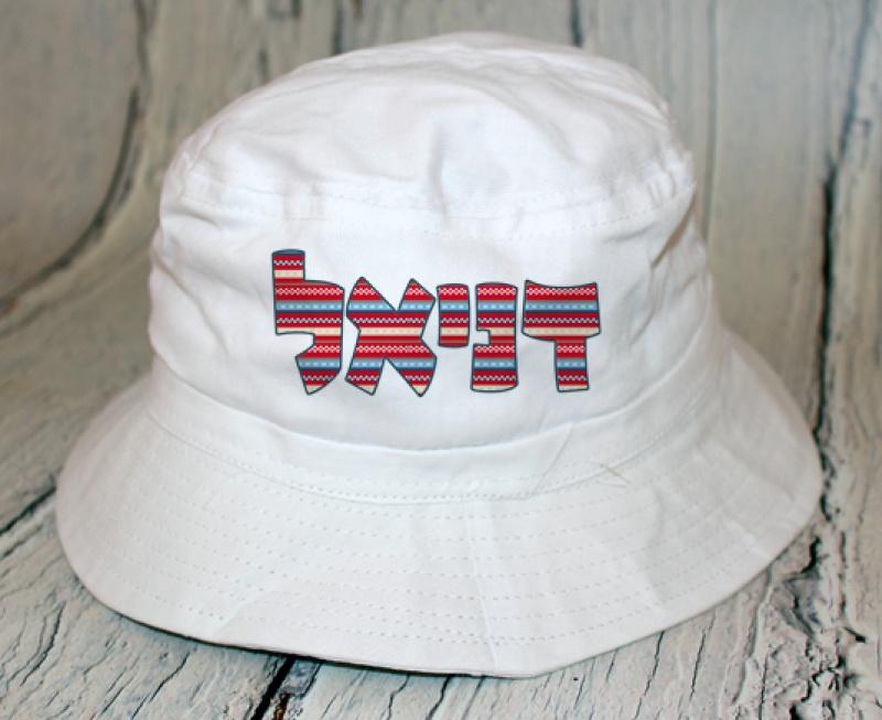 כובע פטריה - דגם אינדיאני