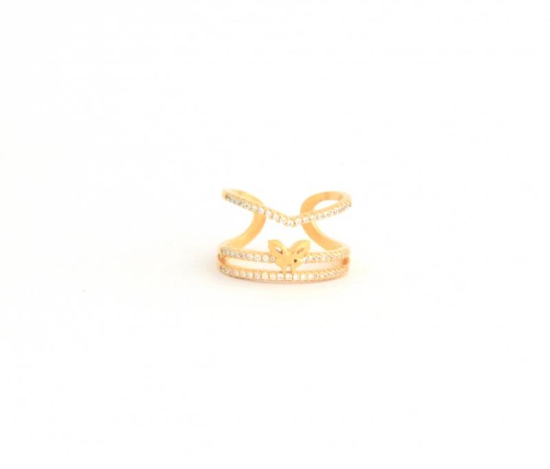 טבעת פרפר גולדפילד