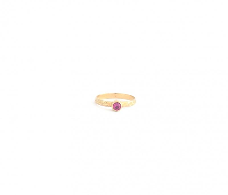 טבעת גולדפילד אבן ורודה