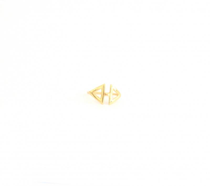 טבעת שני משולשים גולדפילד