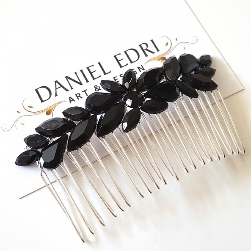 מסרקיה דניאל שחורה