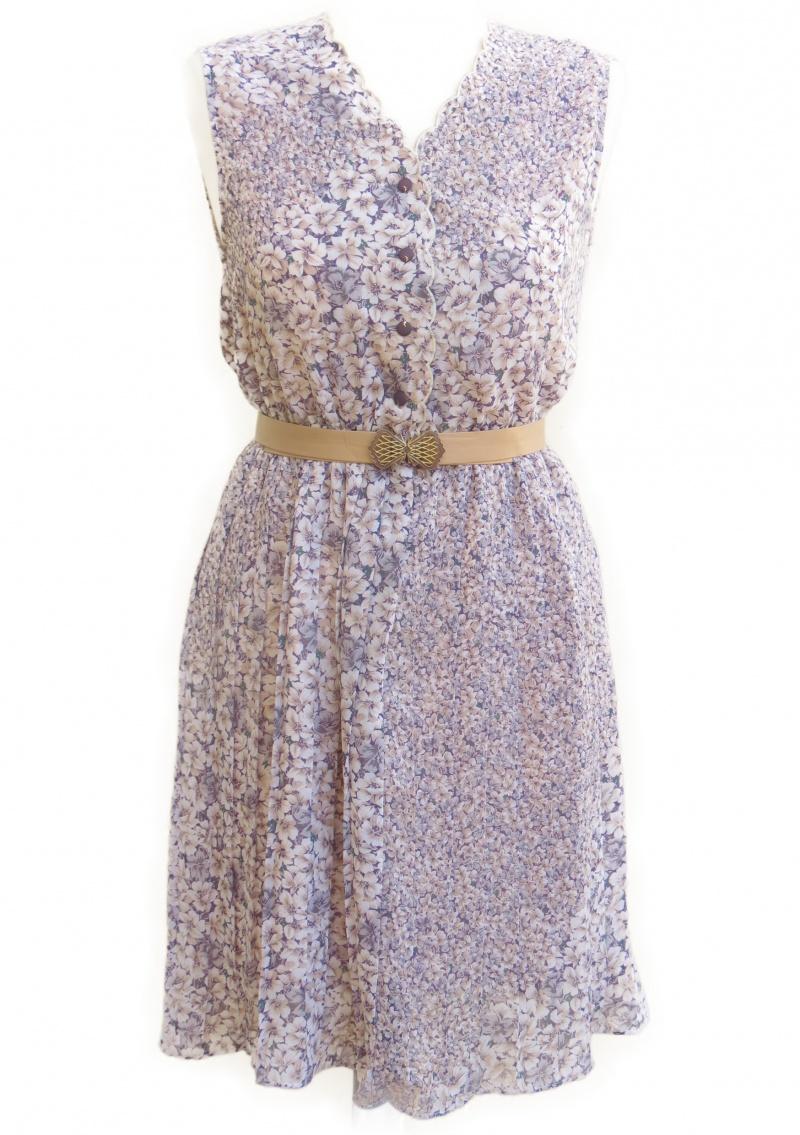 שמלת וינטג' נועה