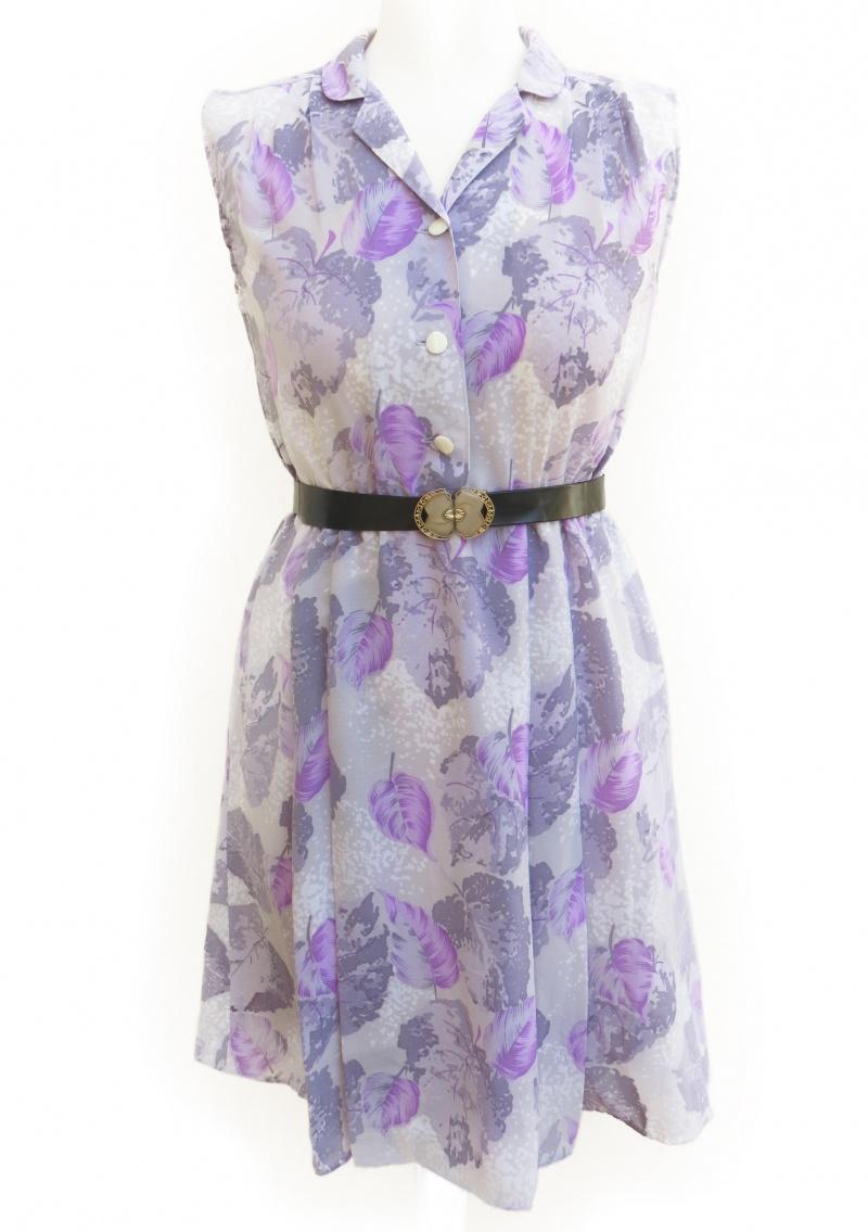 שמלת וינטג' ליאן