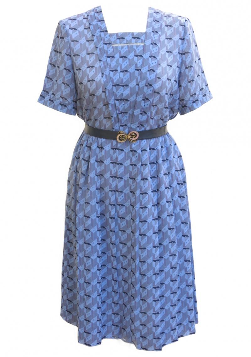שמלת וינטג' רון