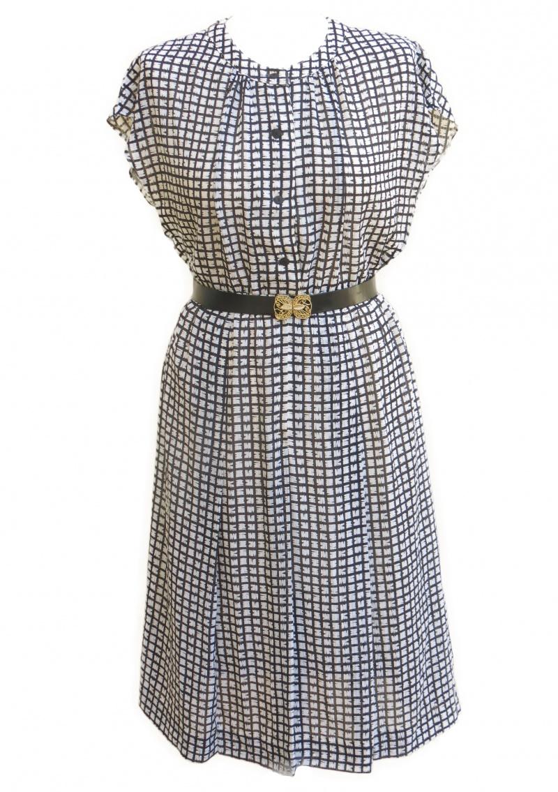 שמלת וינטג' יעל