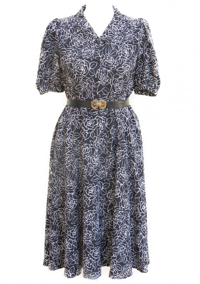 שמלת וינטג' אפי