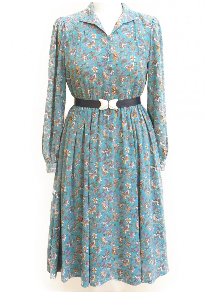 שמלת וינטג' הילה