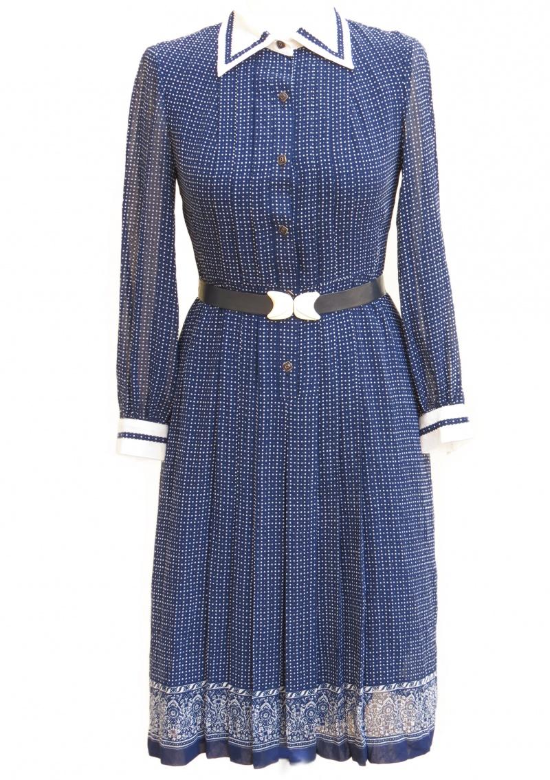 שמלת וינטג' מאשה
