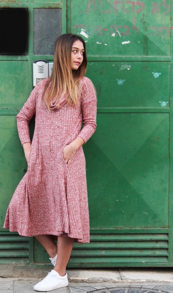 שמלת MAM - בורדו