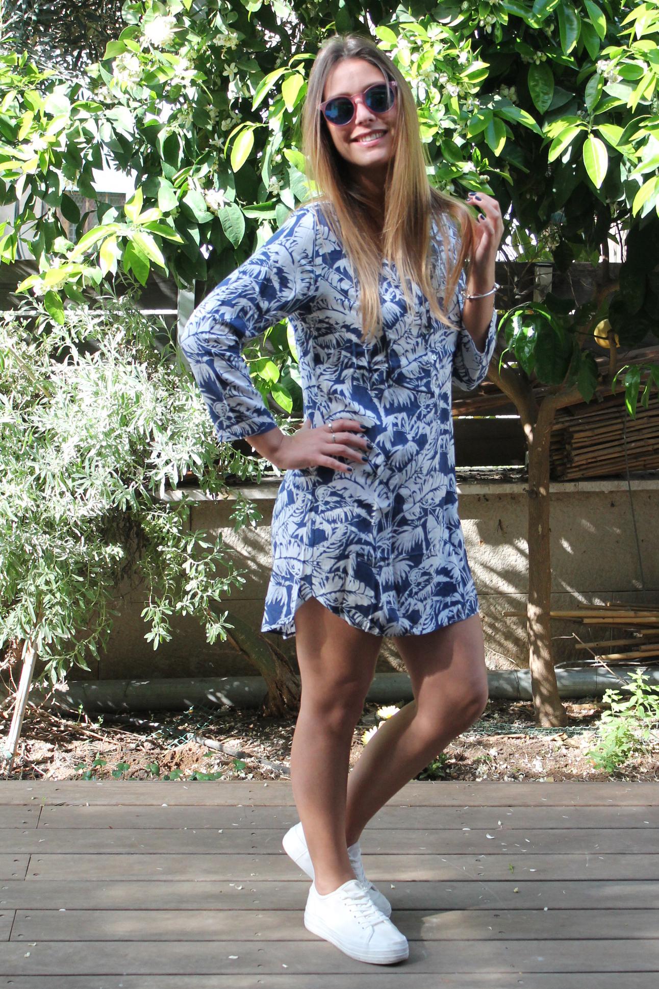 שמלת PALM