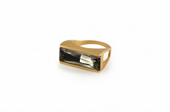 טבעת power זהב