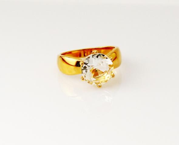 טבעת THE ROCK