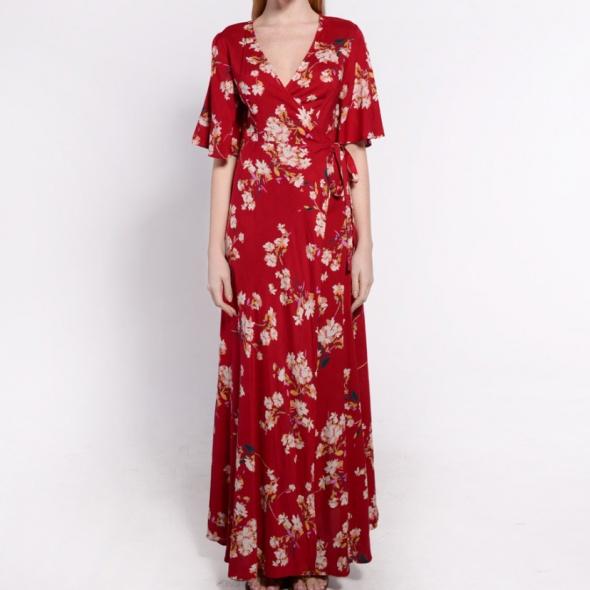שמלת MAROON