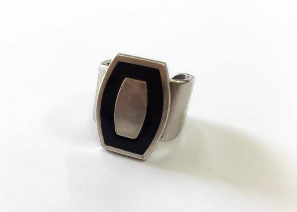 טבעת חפתים ציפוי כסף