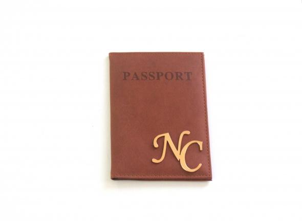 כיסוי לדרכון-דמוי עור