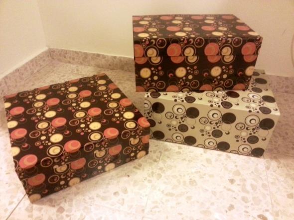 קופסאות מקרטון קשיח מתקפלות מגנטית