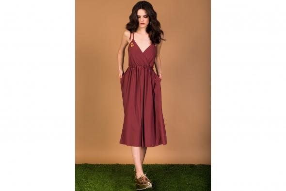 שמלת דובדבנים