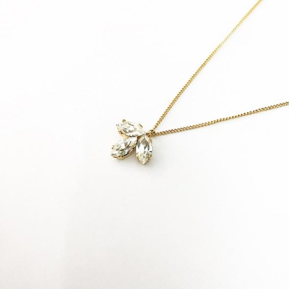 שרשרת פרח כלות זהב