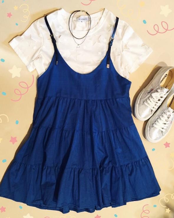 שמלת אוברסייז בוהו