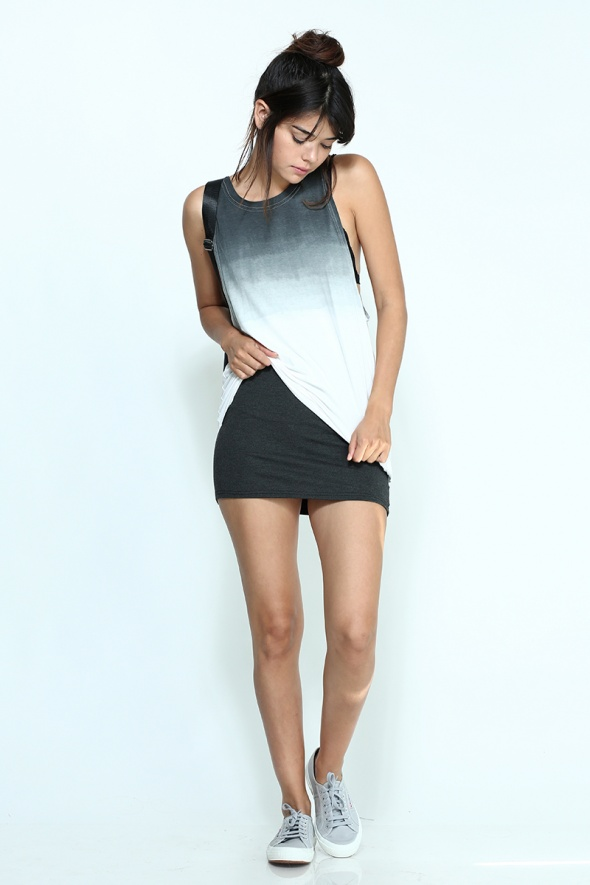 חצאית מיני בייסיק