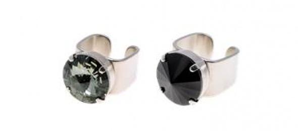 טבעת ריבולי כסף