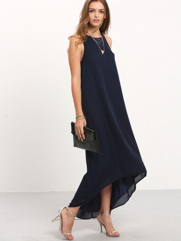 שמלת DARIA כחולה