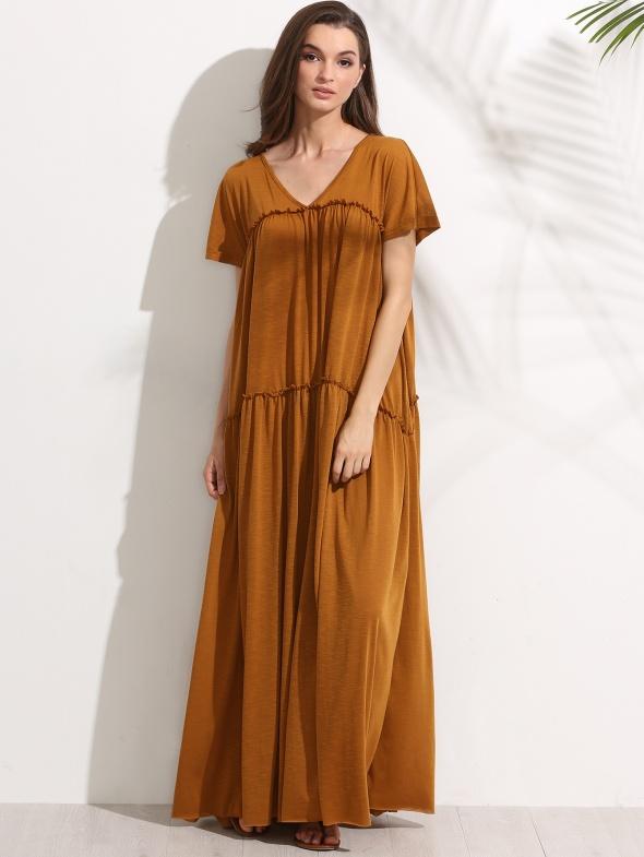 שמלת MUSTARD