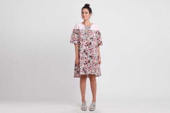 שמלת אלכס פרחוני