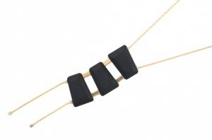 שרשרת עניבת עץ זהב