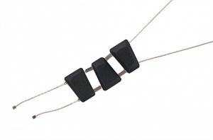 שרשרת עניבת עץ כסף