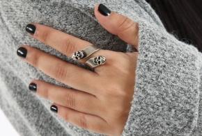 טבעת נשים דגם 004